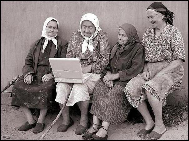 mujeres en la red